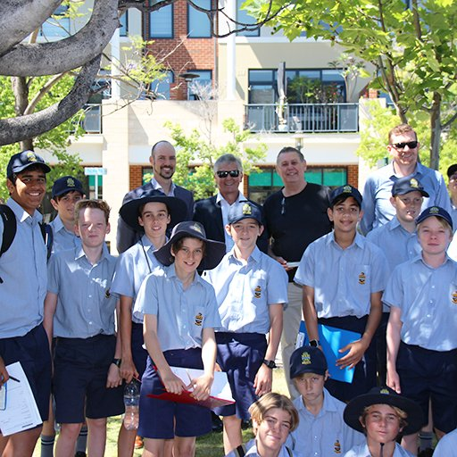 Read the article Geography Students learn from Subiaco Case Study from Hames Sharley