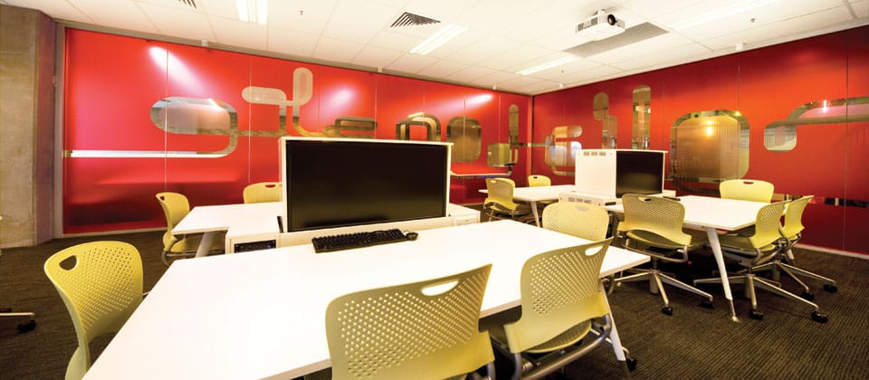 University of Technology Sydney, Broadway Campus, Sydney, New South Wales - A Tertiary Education, Science & Research project for University of Technology Sydney, Facilities Management Unit by Hames Sharley