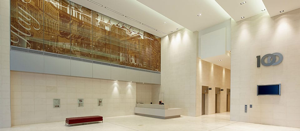 100 St Georges Terrace, Perth, Western Australia - A Office & Industrial project for ISPT by Hames Sharley