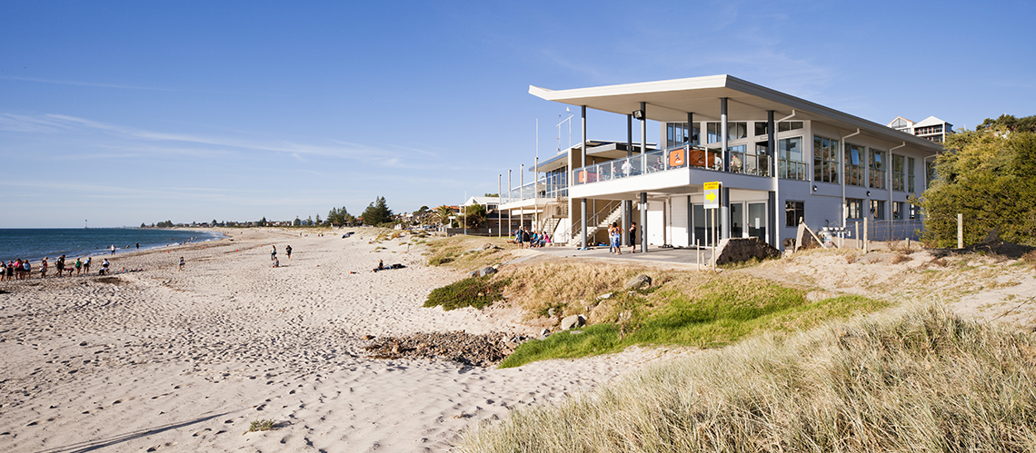 Seacliff Surf Life Saving Club, Seacliff, South Australia - A Sport & Recreation project for Seacliff Surf Life Saving Club by Hames Sharley