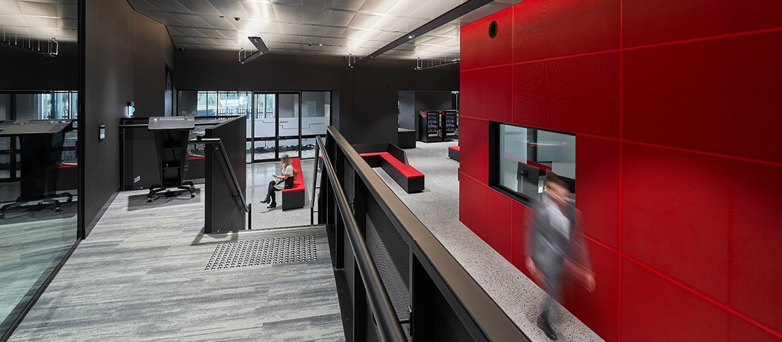 NEXTDC Data Centre – P2 Perth, Perth, Western Australia  - A Office & Industrial project for NEXTDC by Hames Sharley