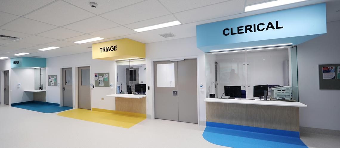 Peel Health Campus, Mandurah, Western Australia  - A Health project for  Peel Health Campus by Hames Sharley