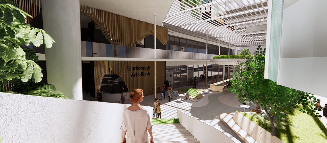 Iconic Scarborough, Perth, Australia  - A Residential project for 3 Oceans by Hames Sharley