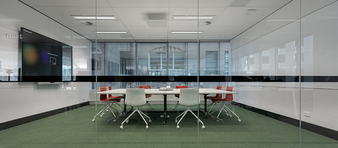 ARUP Workplace Interiors, 14/2 The Esplanade, Perth WA 6000 - A Workplace project for ARUP Perth by Hames Sharley