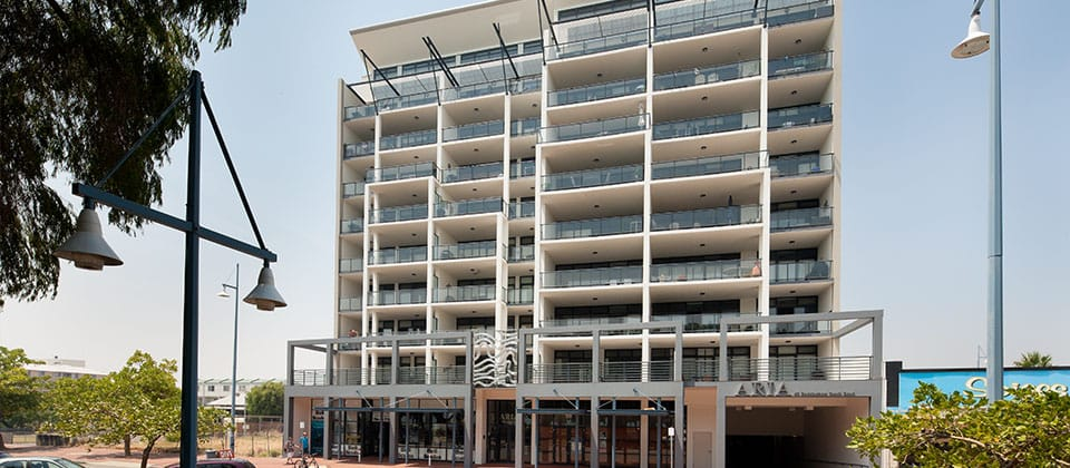 Aria Apartments, Rockingham, Western Australia - A Residential project for Cedar Woods Pty Ltd by Hames Sharley