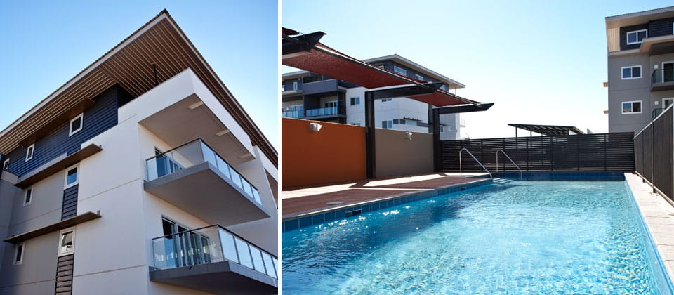 Baynton West Apartments, Karratha, Western Australia - A Residential project for Private Developer by Hames Sharley
