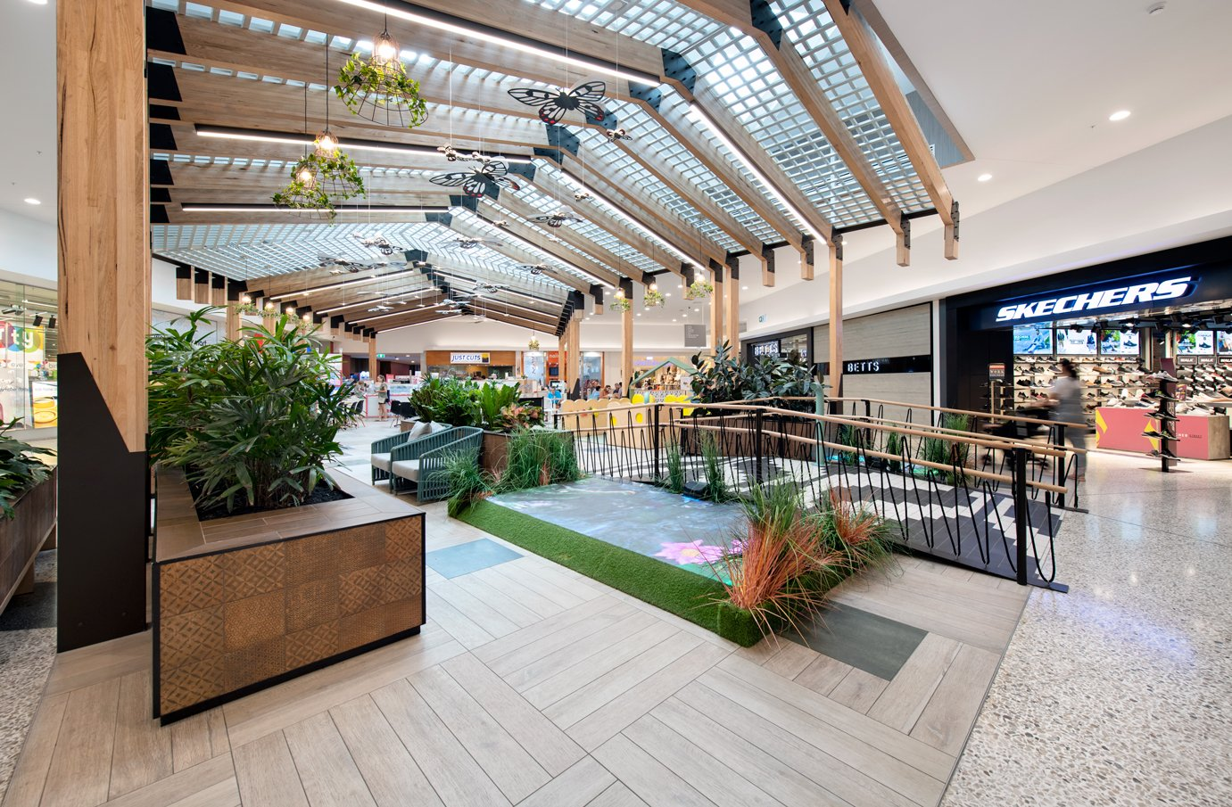 Casuarina Shopping Centre, Darwin, Northern Territory - A Retail & Town Centres project for GPT Group by Hames Sharley