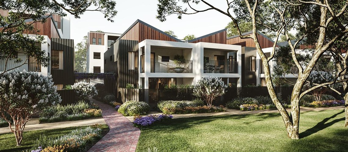Camden Park Community and Affordable Housing, Camden Park, South Australia - A Residential project for Junction Australia by Hames Sharley