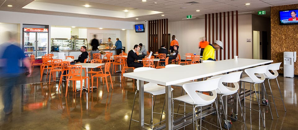 Civil Training Facilities, Thebarton, South Australia - A Workplace project for Civil Contractors Federation South Australia by Hames Sharley