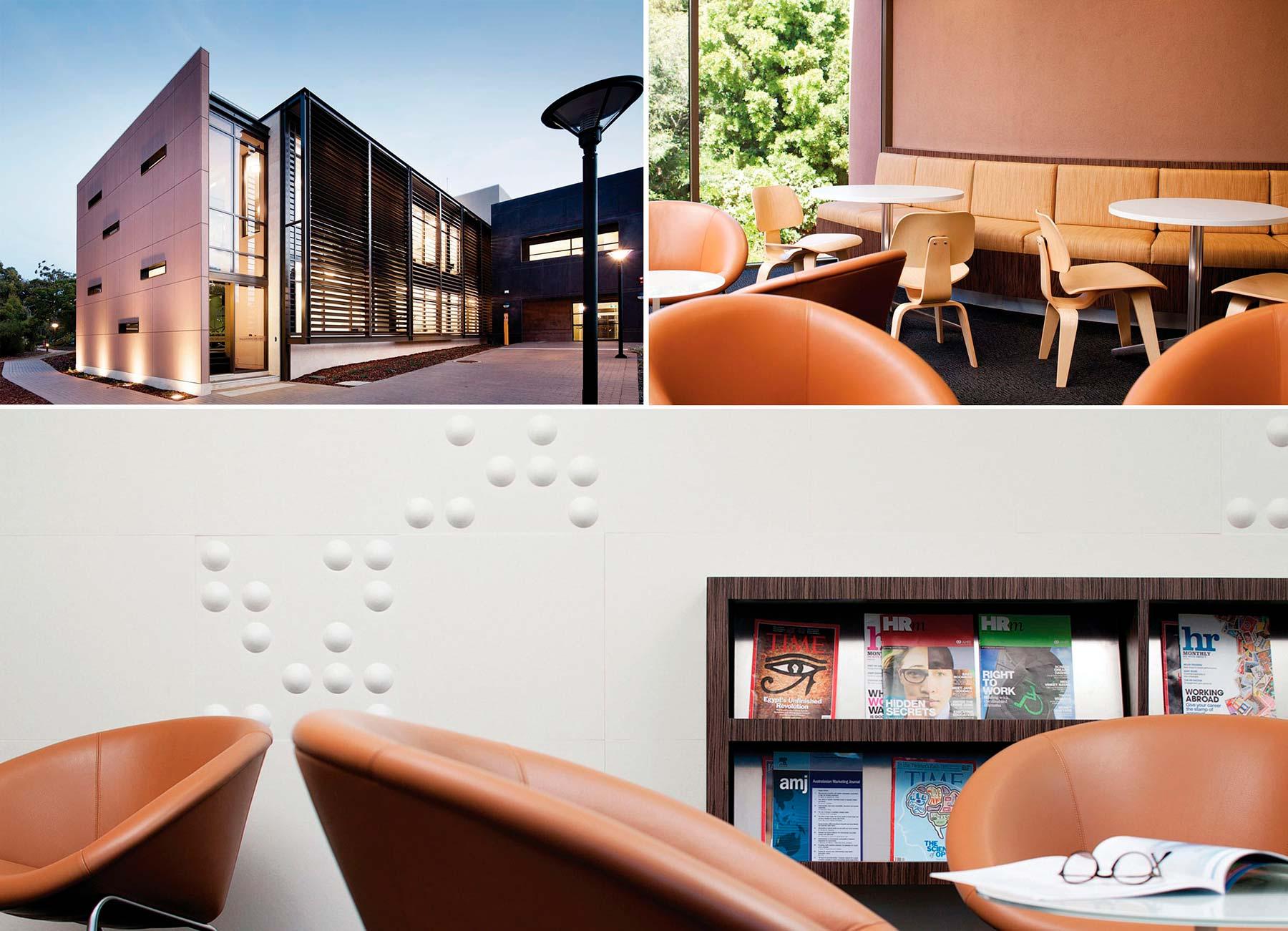 ECU Student Lounge
