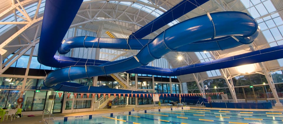 Elizabeth Aquadome, Playford, South Australia - A Sport & Recreation project for City of Playford by Hames Sharley