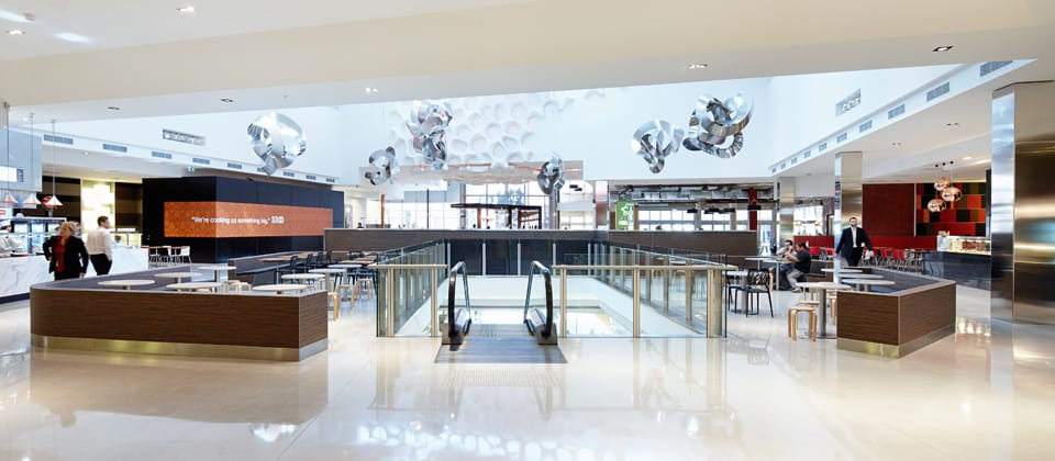 ENEX 100, Perth, Western Australia - A Retail & Town Centres project for ISPT by Hames Sharley