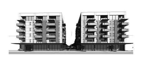 Ergo Apartments by Hames Sharley, Adelaide, South Australia