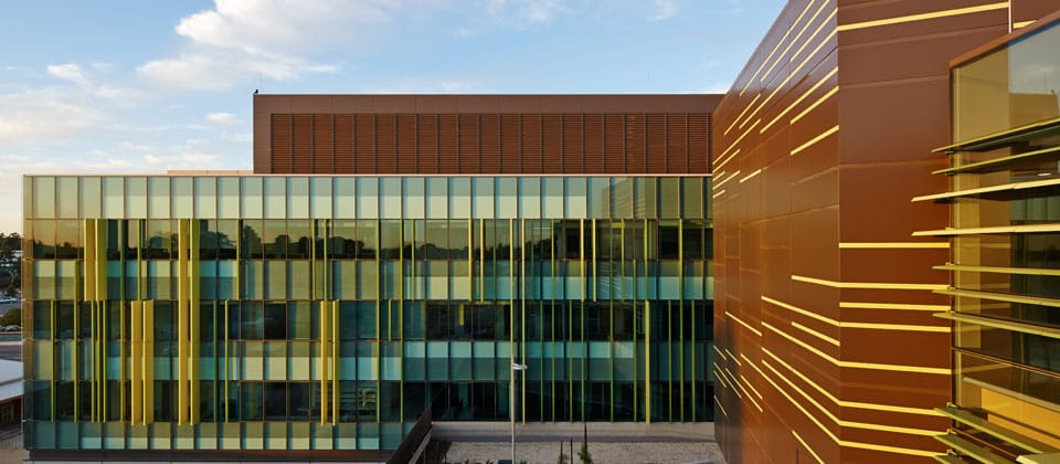 Fiona Stanley Hospital, Murdoch, Western Australia - A Health project for South Metropolitan Area Health Service by Hames Sharley