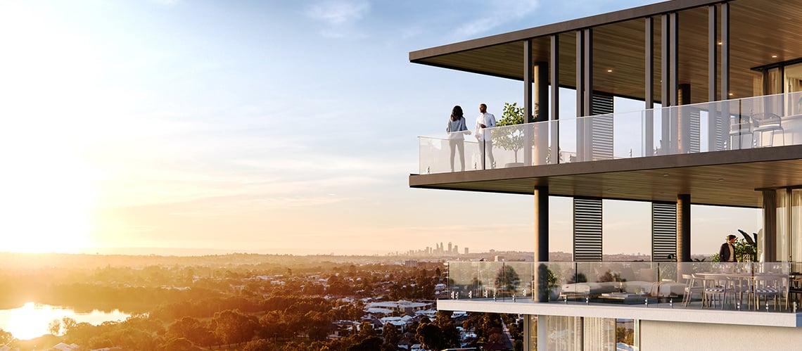 East Village Karrinyup, Perth, Western Australia  - A Residential project for Blackburne  by Hames Sharley