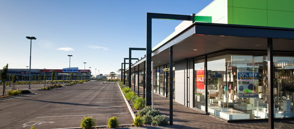 Gepps X Homemaker Centre, Gepps Cross, South Australia - A Retail & Town Centres project for Axiom Properties and Harvey Norman by Hames Sharley