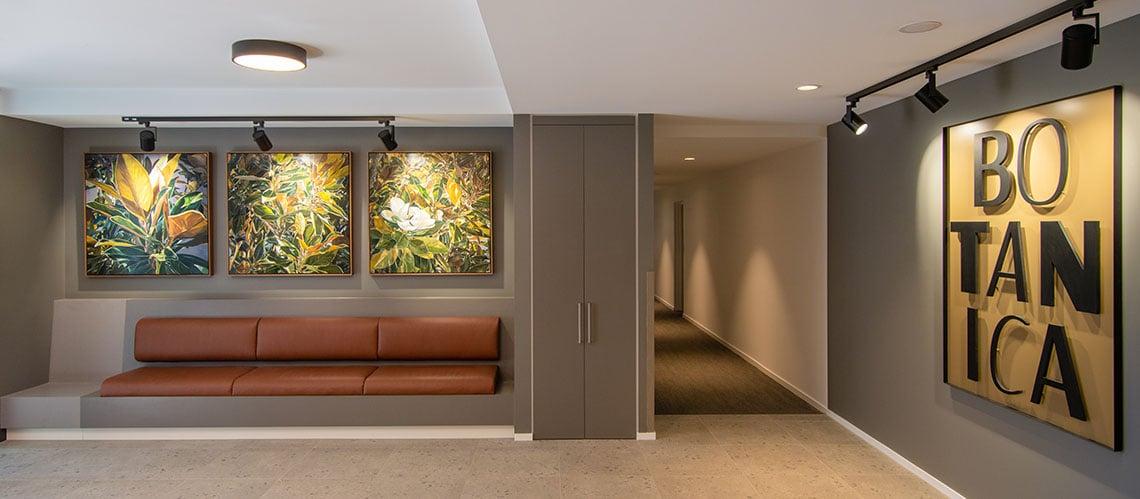 Glenside Botanica Apartments, Glenside, South Australia - A Residential project for Cedar Woods by Hames Sharley
