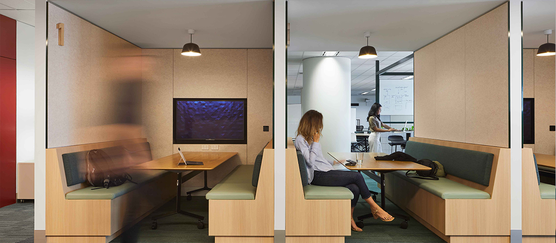 One40 William Street, Perth, Western Australia  - A Workplace project for Department of Finance by Hames Sharley