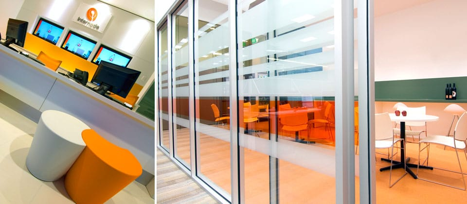 Internode, Adelaide, South Australia - A Workplace project for Internode by Hames Sharley