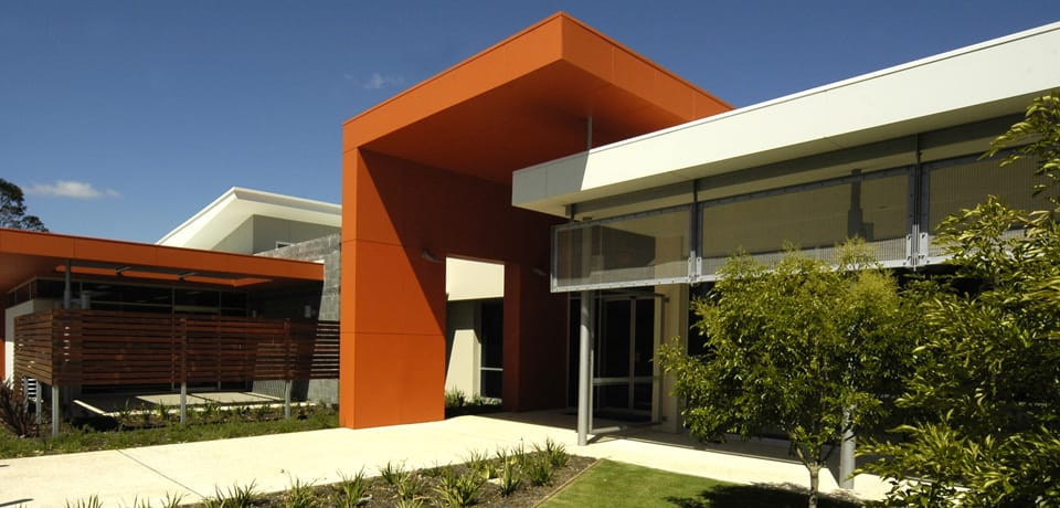 Mandurah Community Health Centre, Mandurah, Western Australia - A Health project for Building Management and Works by Hames Sharley