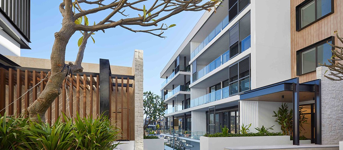 Marina East, Perth, Western Australia  - A Residential project for Blackburne Property Group by Hames Sharley