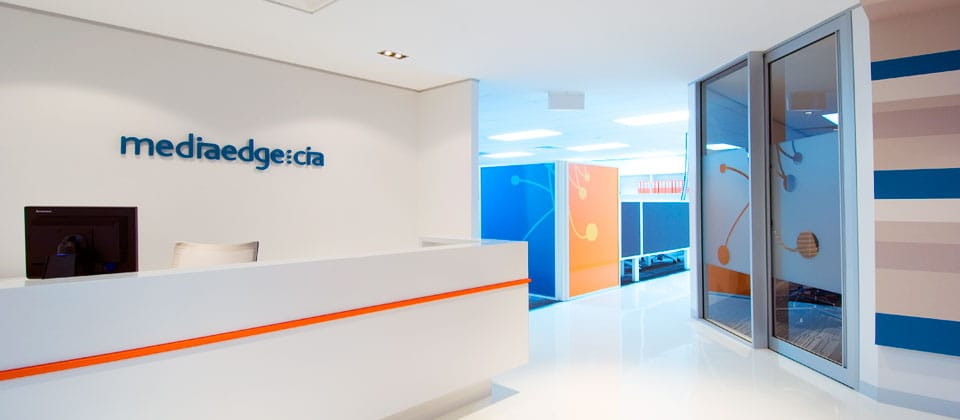 MEDIAEDGE:CIA, Adelaide, South Australia - A Workplace project for Mediaedge:cia by Hames Sharley