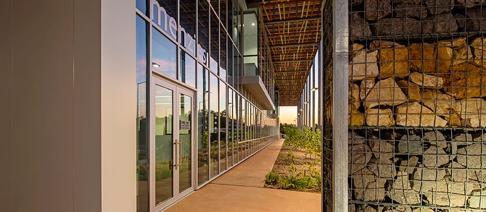 Menzies School of Health Research Royal Darwin Hospital, Darwin, Northern Territory - A Education, Science & Research project for Menzies School of Health Research by Hames Sharley