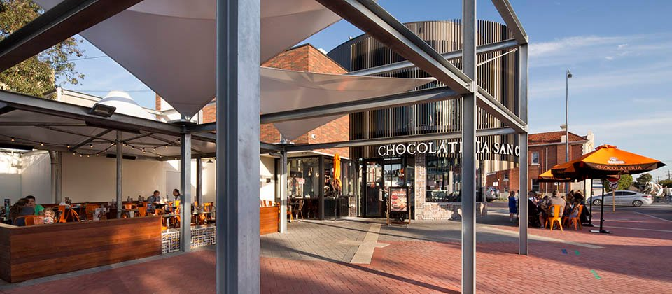 Midland Gate Shopping Centre Redevelopment, Midland, Western Australia - A Retail & Town Centres project for Colonial First State by Hames Sharley