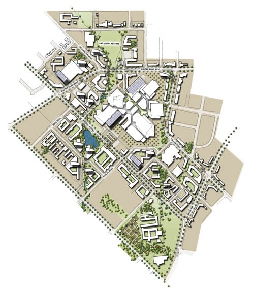 Morley City Centre Master Plan. Retail & Town Centres, Urban Development
