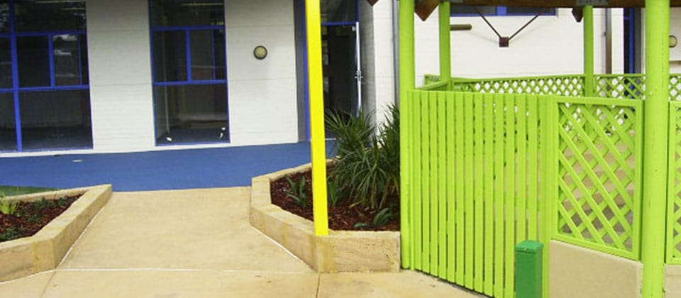 Princess Margaret Hospital Child Care Centre, Perth, Western Australia - A Education, Science & Research project for Princess Margaret Hospital by Hames Sharley