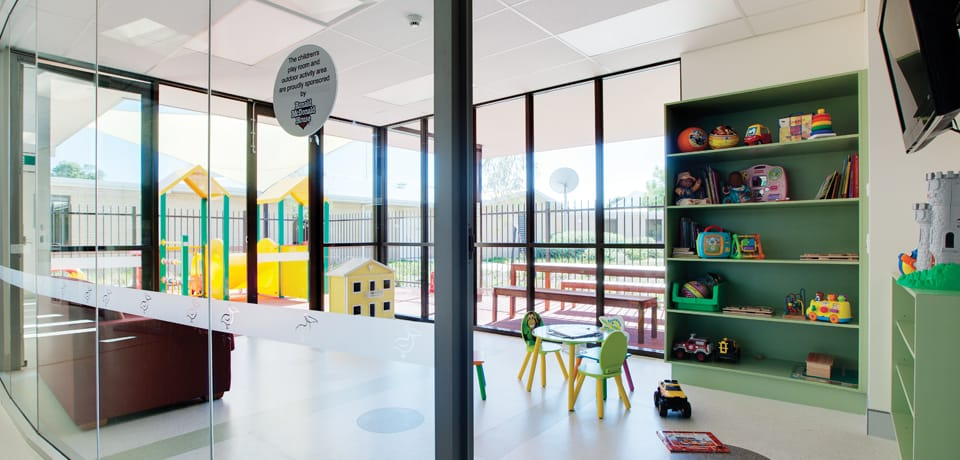 Peel Paediatrics, Mandurah, Western Australia - A Health project for Peel Health Campus Foundation by Hames Sharley