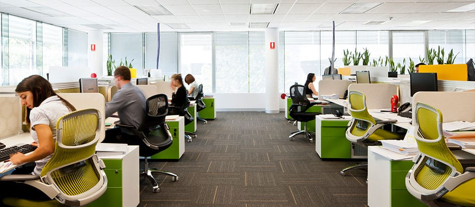 Perks Group Relocation, Parkside, South Australia - A Workplace project for The Perks Group by Hames Sharley