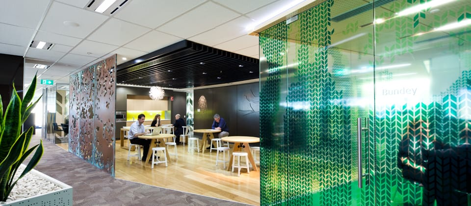 Public Trustee South Australia, Adelaide, South Australia - A Workplace project for Public Trustee South Australia by Hames Sharley