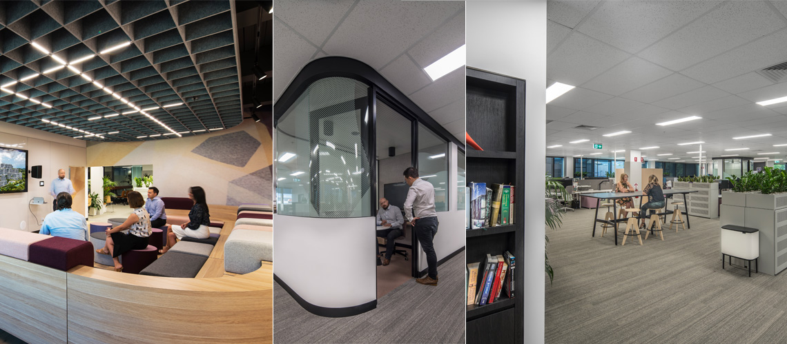 | Tonkin Consulting, Adelaide, South Australia - A Workplace project for Tonkin Consulting by Hames Sharley