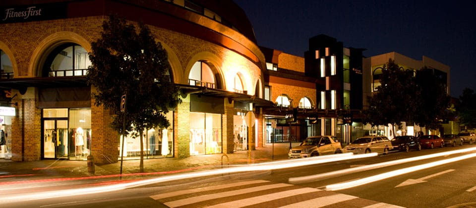 The Colonnade Redevelopment, Subiaco, West Australia - A Retail & Town Centres project for Hawaiian Group by Hames Sharley