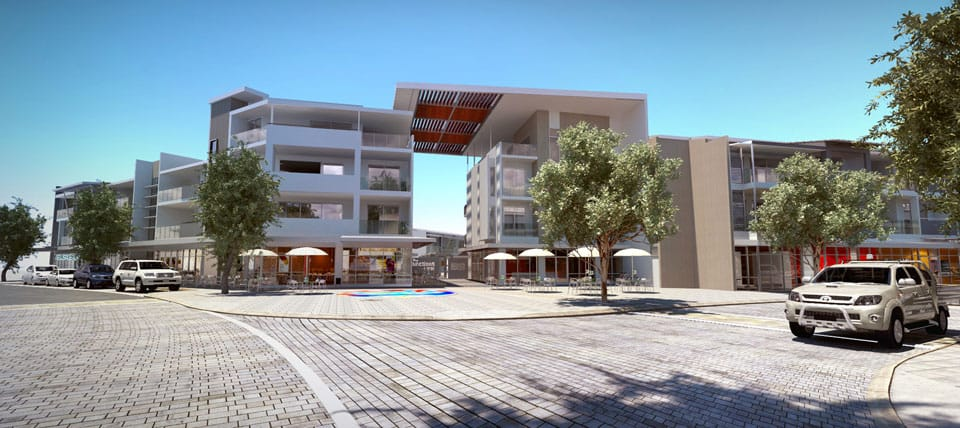 The Junctions Mixed Use Development, South Hedland, Western Australia - A Residential project for Humfrey Land Developments by Hames Sharley