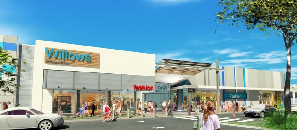 Willows Shopping Centre, Townsville, Queensland - A Retail & Town Centres project for Dexus Property Group by Hames Sharley