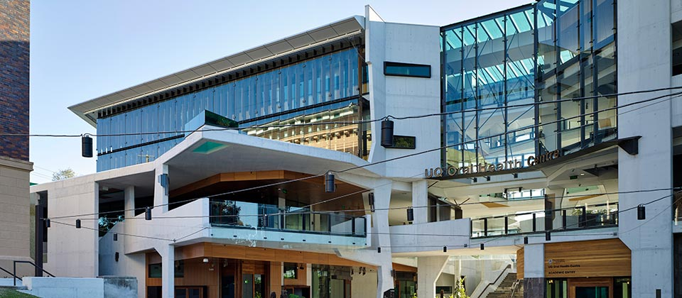 The University of Queensland Oral Health Centre, Brisbane, Queensland - A Tertiary Education, Science & Research project for The University of Queensland by Hames Sharley