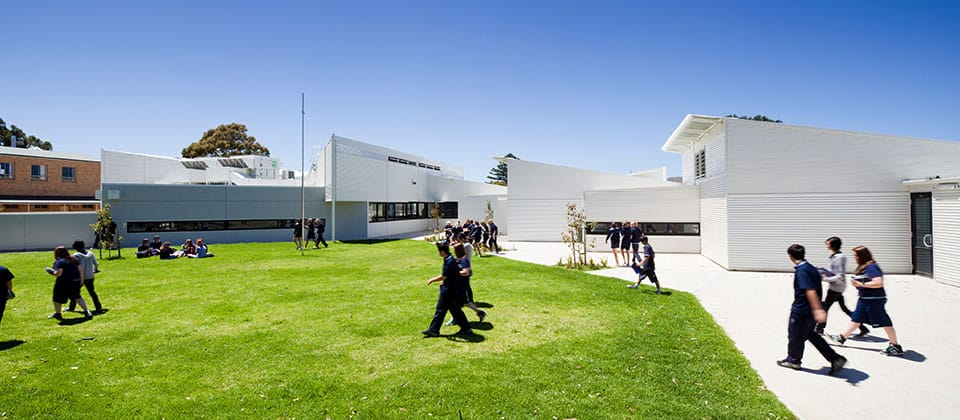 Victor Harbor Senior High School, Victor Harbour, South Australia - A Tertiary Education, Science & Research project for Department of Transport, Energy and Infrastructure by Hames Sharley