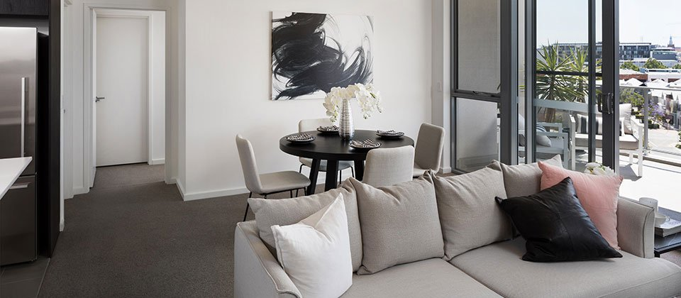 Viridian China Green, Subiaco, Western Australia - A Residential project for Pindan by Hames Sharley