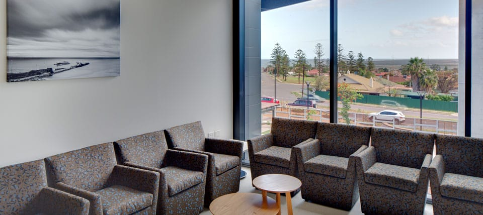 Whyalla Regional Cancer Centre, Adelaide, South Australia - A Health project for South Australian Health & Whyalla Hospitals by Hames Sharley