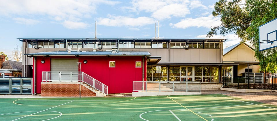 Walkerville Primary School  Multi Purpose Hall, Walkerville, South Australia - A Education, Science & Research project for Department of Transport, Energy and Infrastructure by Hames Sharley