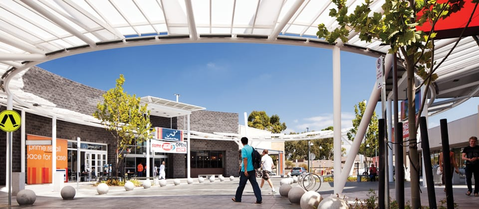 Waterford Plaza Redevelopment, Waterford, Western Australia - A Retail & Town Centres project for Midpoint Holdings by Hames Sharley