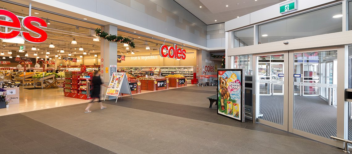 Coles Beeliar Village, Beeliar, West Australia - A Retail & Town Centres project for Coles Group Property Development Pty Ltd by Hames Sharley