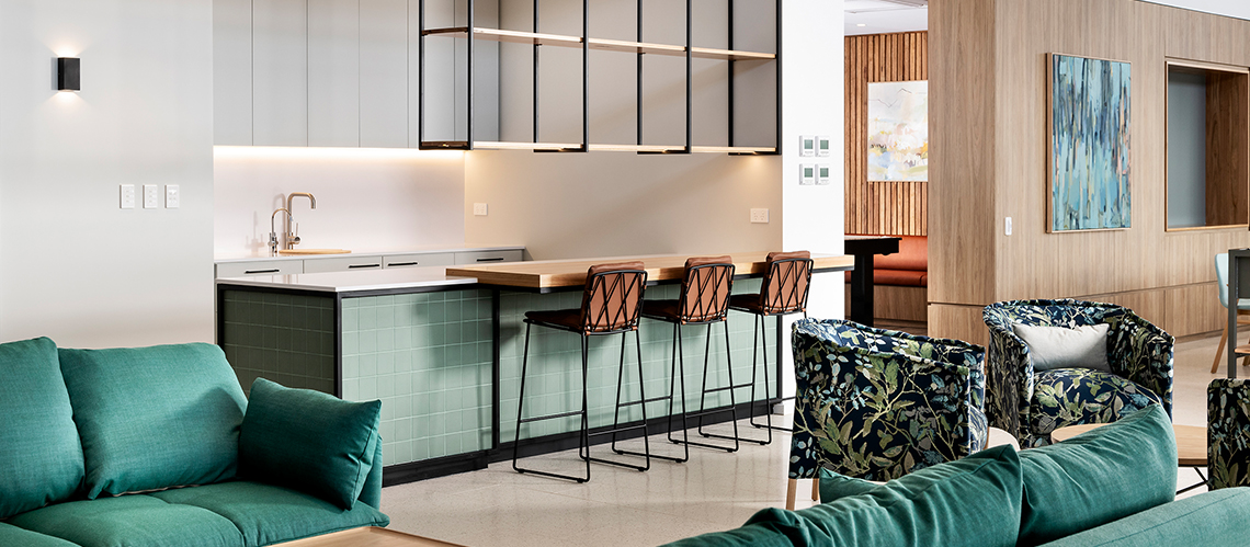 ASPIRE by Stockland, Calleya, Treeby, Western Australia - A Residential project for Stockland by Hames Sharley