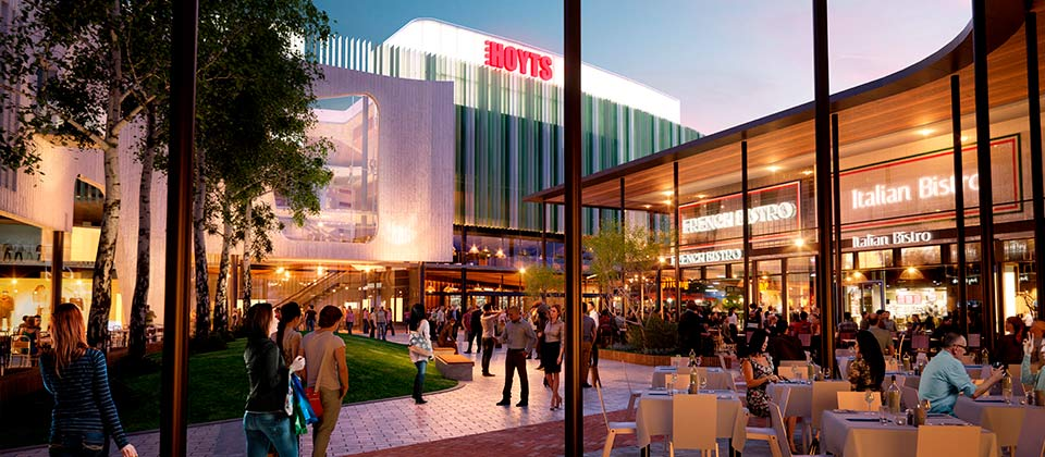 Karrinyup Shopping Centre, Karrinyup, Western Australia - A Retail & Town Centres project for AMP Capital Investors by Hames Sharley