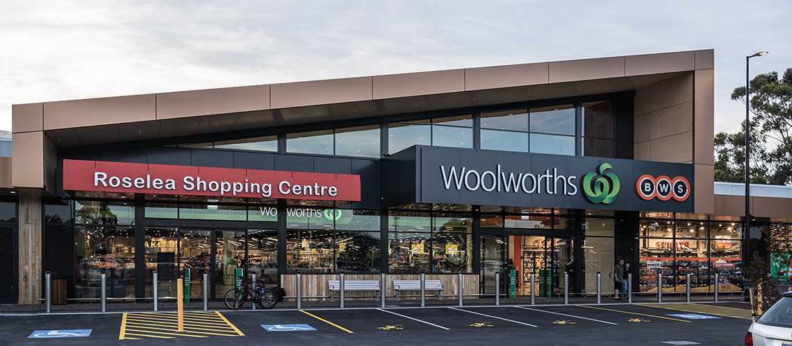 Roselea Shopping Centre, Balcatta, Western Australia - A Retail & Town Centres project for Westlake Corporation by Hames Sharley