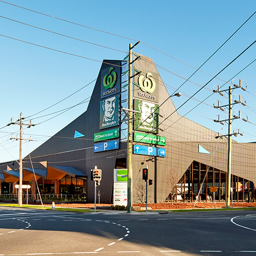 Retail & Town Centres Project - Melbourne by Hames Sharley