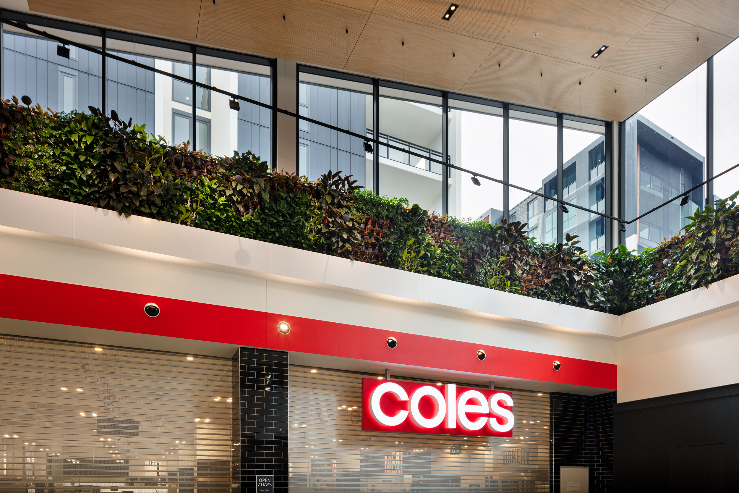 Retail & Town Centres Project - Sydney by Hames Sharley