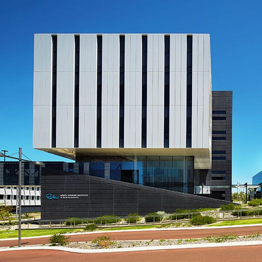 Tertiary Education, Science & Research Project - Harry Perkins Institute of Medical Research (South), Murdoch, Western Australia by Hames Sharley